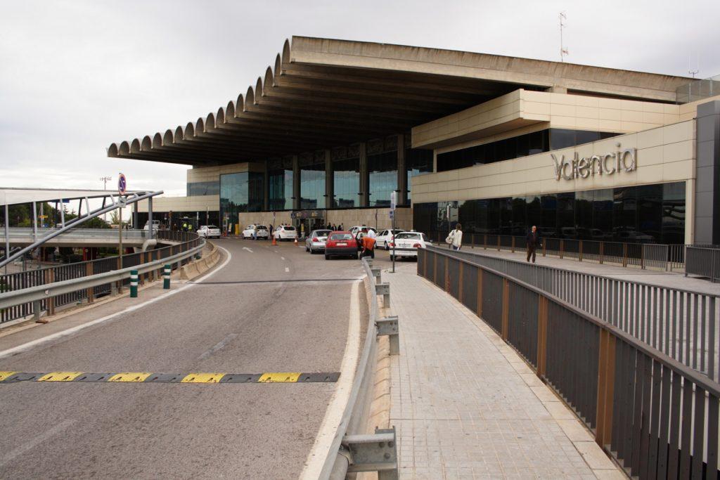 Aeropuerto Manises Valncia