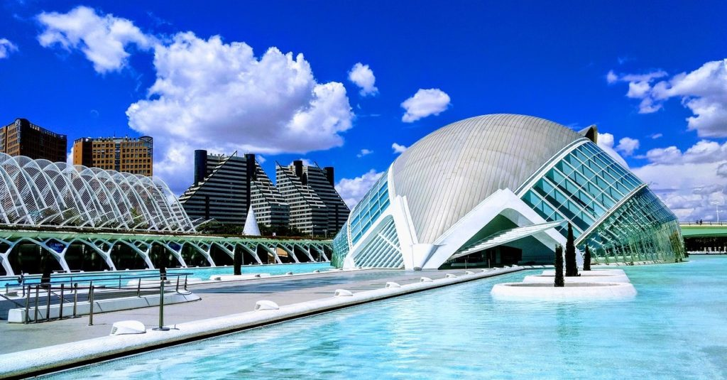 Hemisferic de Valencia