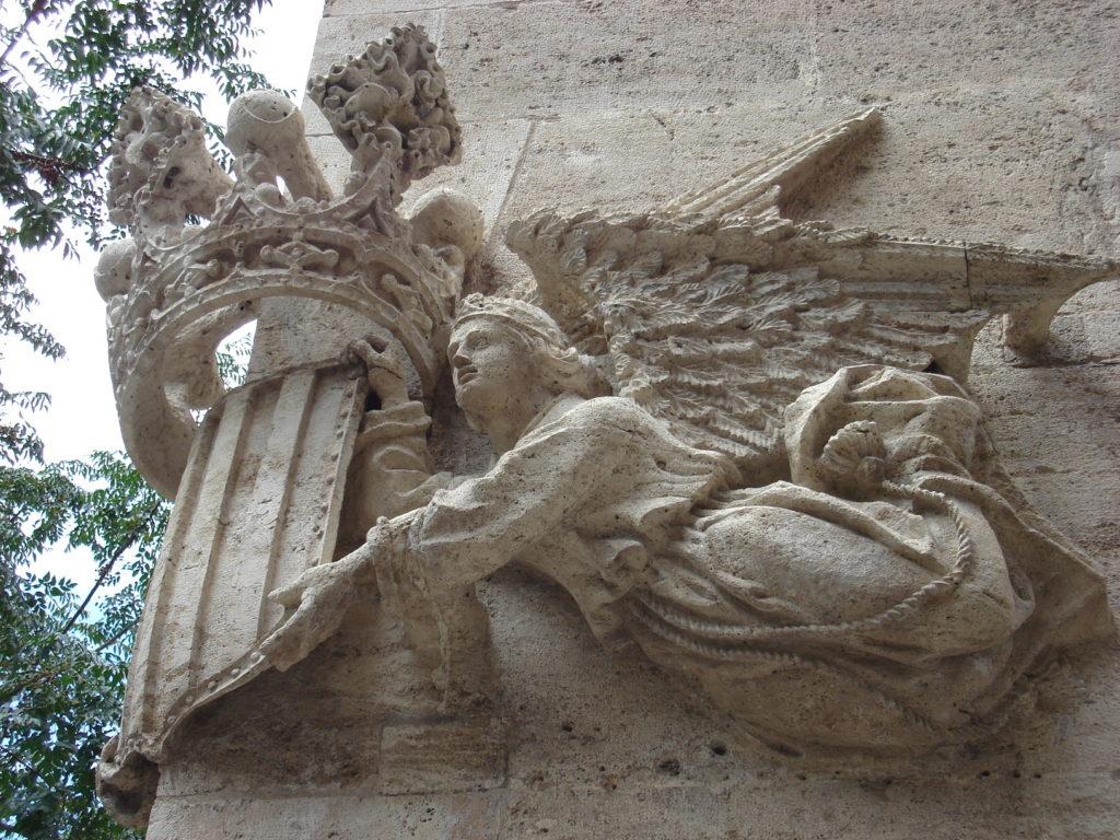 Lonja de los Mercaderes de Valencia - Gárgolas