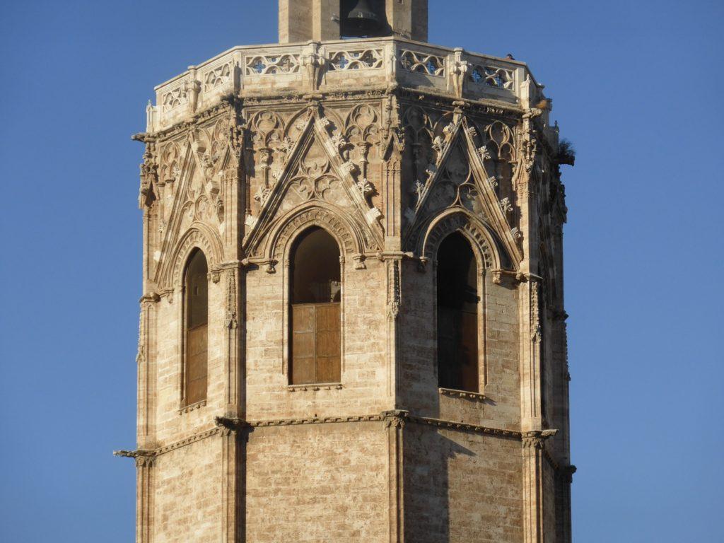 Torre del Miguelete o Micalet de Valencia